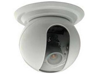security dome camera